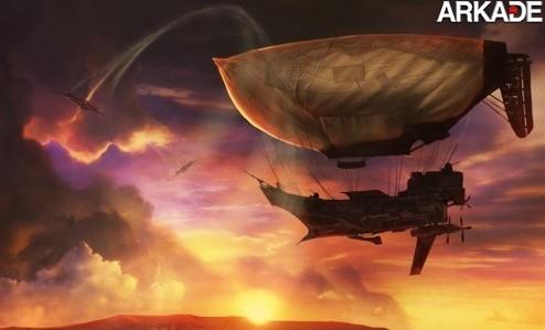 Guns of Icarus Online: um shooter de guerra entre zepelins