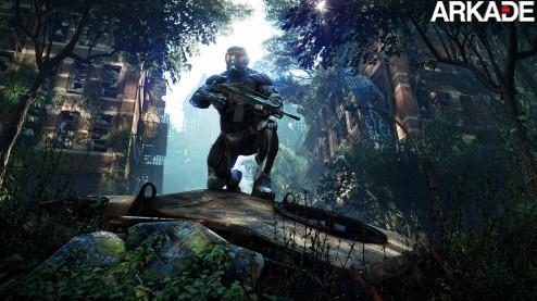 Confira o primeiro trailer oficial de gameplay de Crysis 3