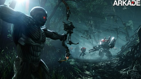 Crysis 3 é oficializado, confira as primeiras imagens do game
