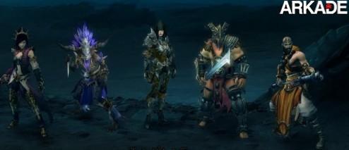 Os PCs estão mortos? Diablo III diz que não!