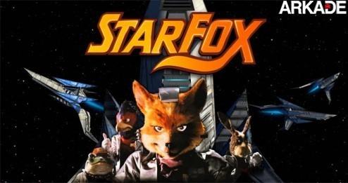 Fã recria abertura do clássico Star Fox em alta definição
