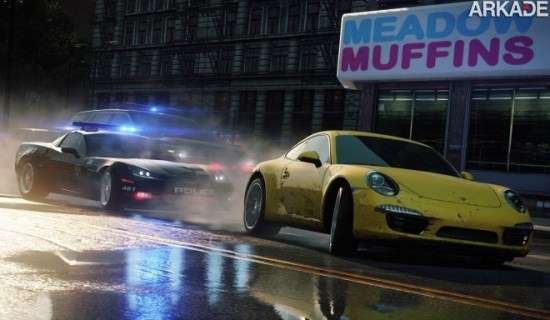 Need for Speed Most Wanted: novo trailer mostra 4 minutos de puro gameplay