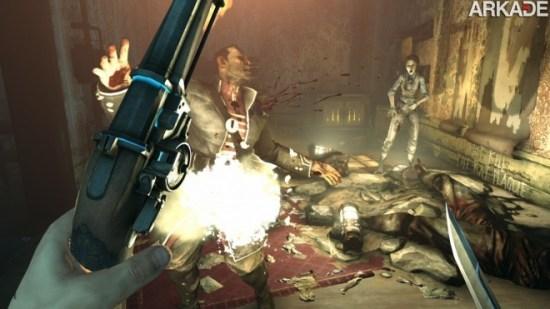 Confira o sangrento novo trailer de gameplay de Dishonored