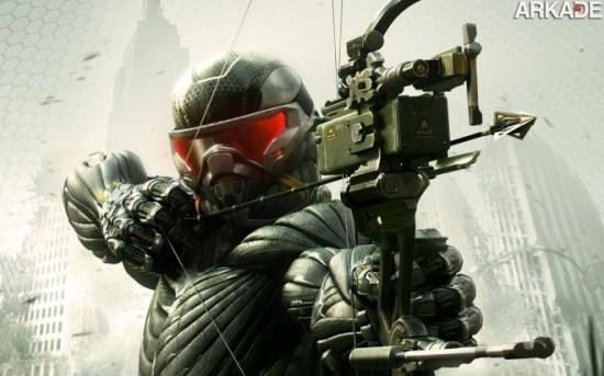 Crysis 3: trailer interativo mostra 18 minutos de gameplay!