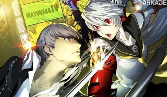 Persona 4: Arena e Hybrid são os destaques da semana
