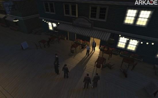 """Confira o trailer de Omerta: City of Gangsters, praticamente um  """"The Sims mafioso"""""""