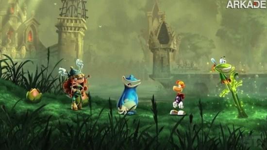 Novo trailer de Rayman Legends entrega: game será exclusivo para o Wii U