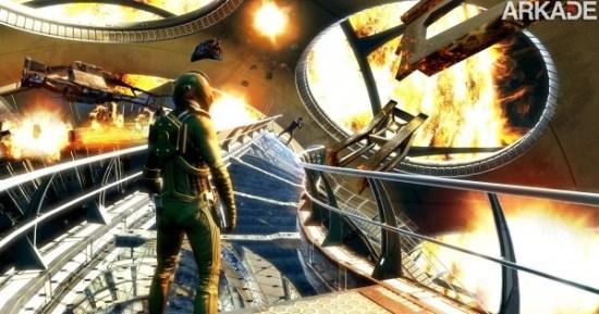 Game de Star Trek para PS3, Xbox 360 e PC, ganha novo trailer repleto de ação com Kirk e Spock!