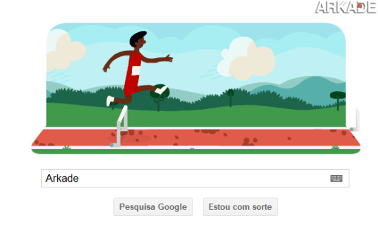 Jogue agora o mini-game de corrida do Google estilo Decathlon!