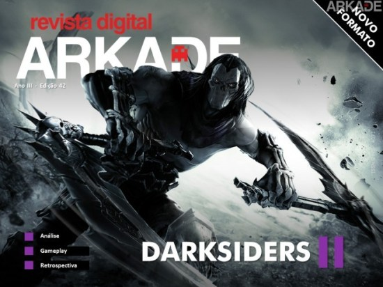Revista Arkade #42 - Darksiders II