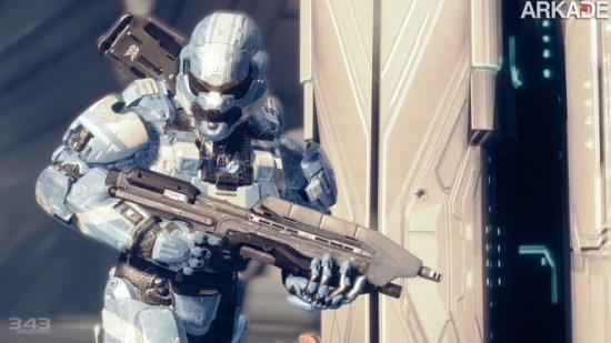 Halo 4: novo trailer apresenta o arsenal do game