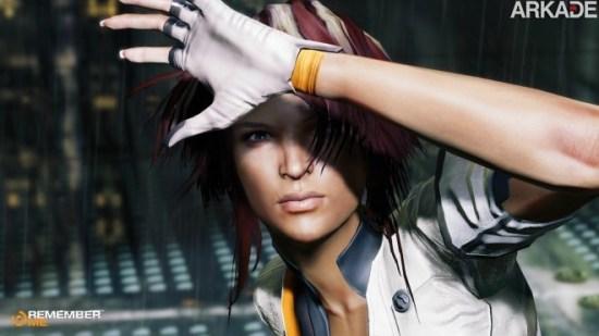 Remember Me: Capcom anuncia novo game de ação futurista, veja trailer e gameplay!