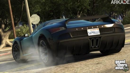 [NOVO UPDATE] Rockstar libera novas imagens de GTA V!