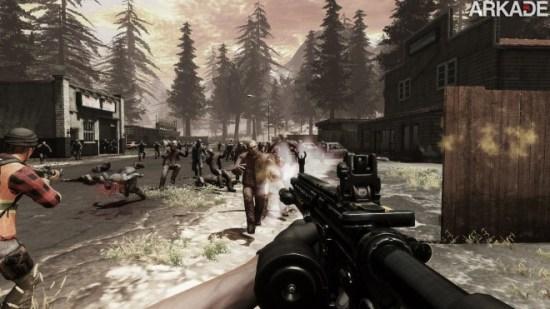 Veja o gameplay de The War Z, MMO de sobrevivência com zumbis