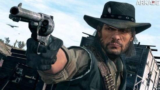 Red Dead Redemption 2 vem aí, diz CEO da Take-Two