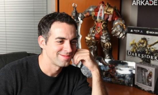 Joe Madureira, diretor criativo da série Darksiders, deixa a Vigil Games