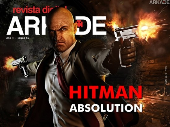Revista Arkade #55 - Hitman: Absolution