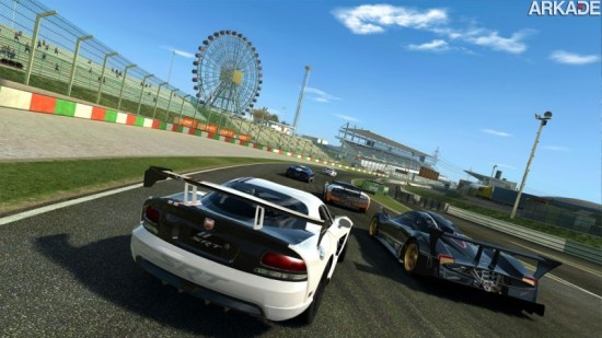 Fevereiro termina com Real Racing 3 e Dynasty Warriors 7: Empires
