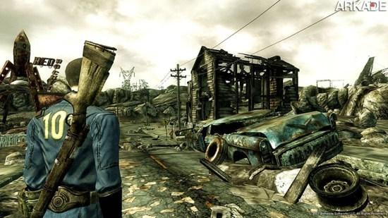 Fallout 4, Doom 4, sequência de Dishonored. O que será que a Bethesda está aprontando?