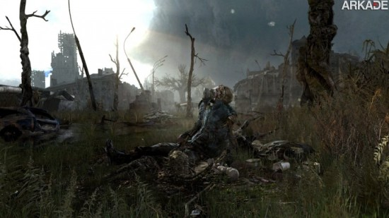 Análise Arkade - O sombrio e desolado mundo subterrâneo de Metro: Last Light  (PC, PS3, X360)