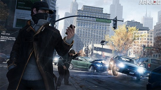 [UPDATE] Watch Dogs: Novo vídeo e imagens do game em ação no Playstation 4