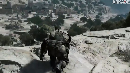 E3 2013: Veja o novo trailer de Metal Gear Solid V: The Phantom Pain
