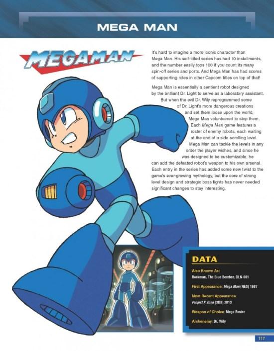 Capcom anuncia enciclopédia de aniversário com mais de 200 personagens
