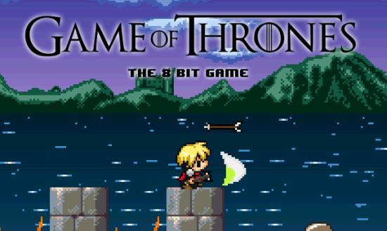 Game of Thrones 8-bit: desbrave Westeros no estilo old school