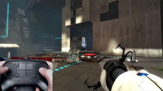 Veja o primeiro vídeo do Steam Controller em ação
