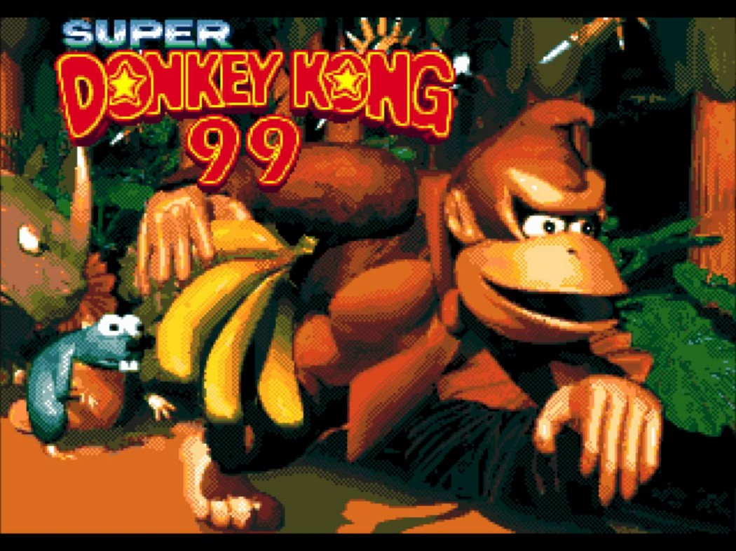 Acredite se quiser: existe um Donkey Kong para Mega Drive