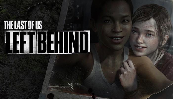 o retorno da carismática Ellie em Left Behind (DLC para The Last of Us, PS3)