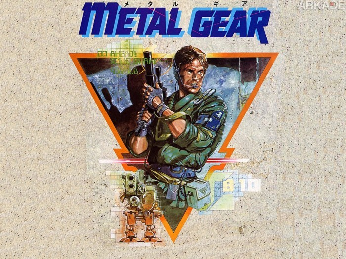 RetroArkade: Metal Gear (NES)