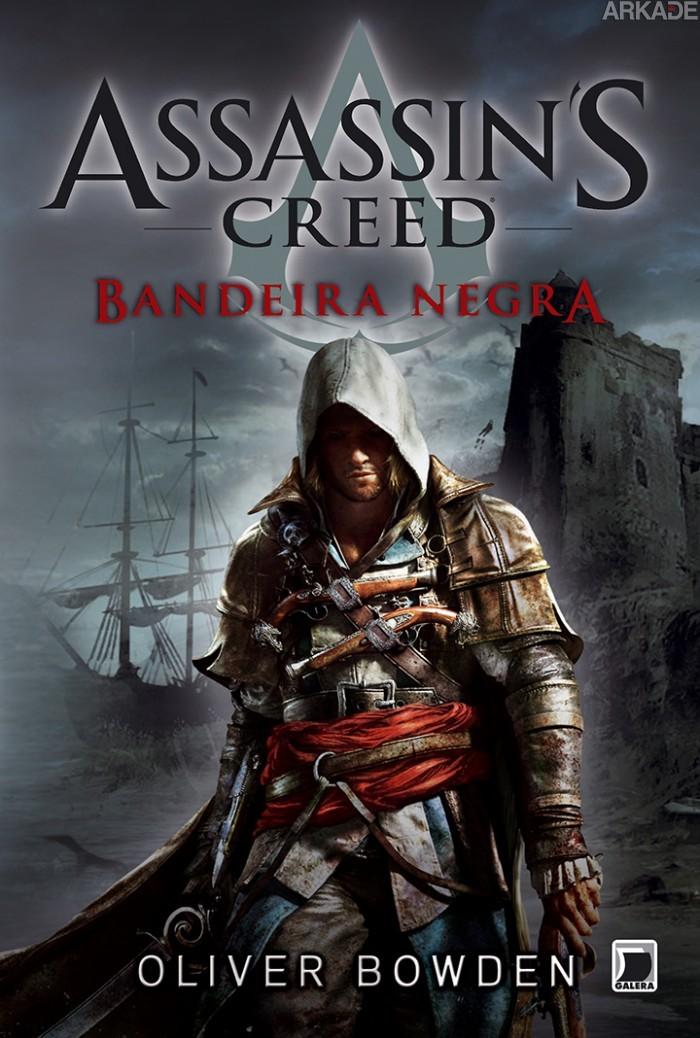 Cultura Arkade - Livro: Assassin's Creed: Bandeira Negra
