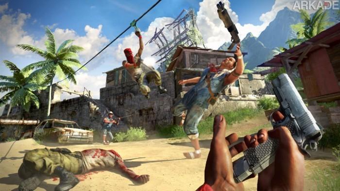 """Far Cry 4: Prepare-se para """"pilotar"""" elefantes nos Himalaias"""