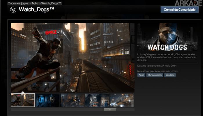 Pre-pa-ra que agora é a hora das especificações recomendadas de Watch Dogs no PC