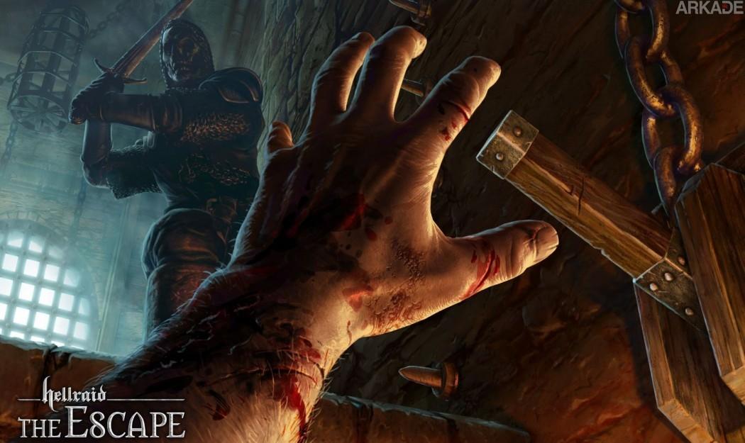 Hellraid The Escape: jogo para tablets e smartphones promete puzzles, tensão e sobrevivência