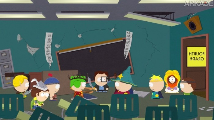 Análise Arkade: a diversão flatulenta de South Park: The Stick of Truth (PC, PS3, X360)
