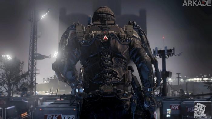 Call of Duty Advanced Warfare: veja agora o trailer do novo CoD!