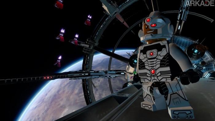 Lego Batman 3: Beyond Gotham vai levar o homem-morcego para o espaço, confira o trailer