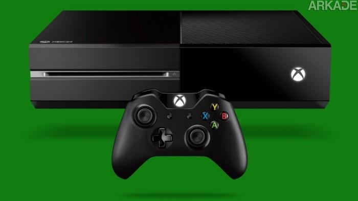 Xbox One sem Kinect começa a ser vendido em junho por 399 dólares