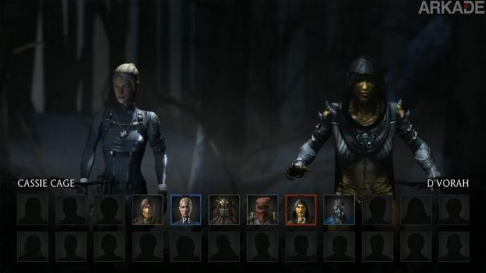 E3 2014: filha de Johnny Cage e Sonya Blade aparece em novo vídeo de Mortal Kombat X!