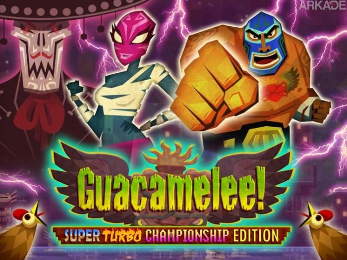 Semana traz versão turbinada de Guacamelee para a nova geração e Child of Light para o Vita