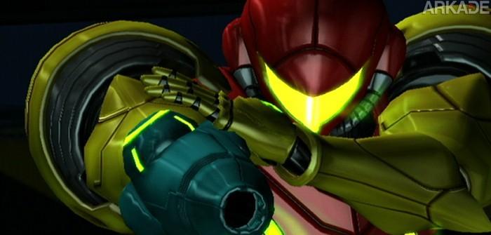 Nintendo estuda um futuro para Metroid. Em duas e três dimensões