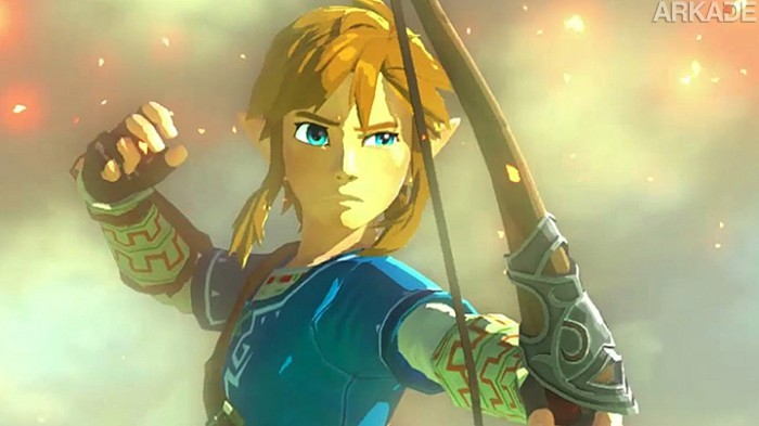 Novo The Legend of Zelda para Wii U pode ter modo multiplayer