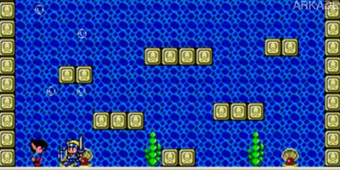 Os personagens 8-bit da SEGA também querem brincar de luta em Master System Brawl