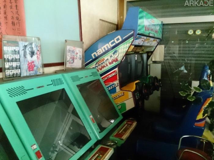 "Sorte ou azar? Senhora chinesa compra prédio e leva ""de brinde"" dezenas de arcades antigos"
