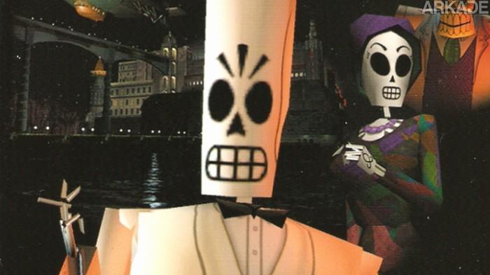 Sucesso da Lucas Arts, Grim Fandango vai ganhar nova versão