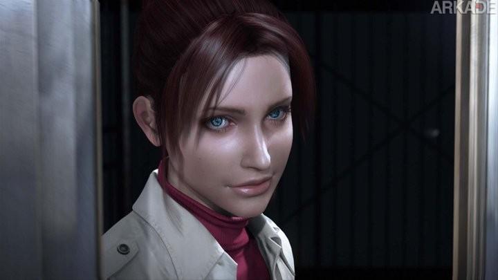 Resident Evil Revelations 2 poderá ter Claire Redfield e a filha de Barry Burton como protagonistas - Arkade