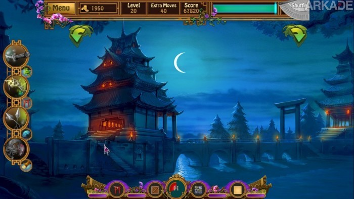 Análise Arkade: Tales of the Orient: The Rising Sun