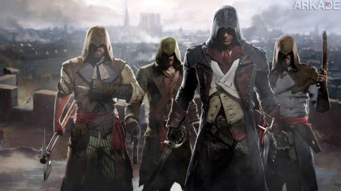 Lançamentos da semana: Assassin's Creed Unity e Rogue, Halo: The Master Chief Collection e mais